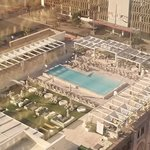 View of pool from our room (2043)