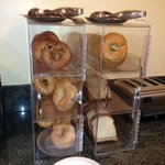 Bagel selections
