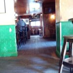 L'interno del locale