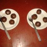 sweet chocobolls