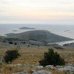 Kornati: Anstrengende Besteigung einer der vielzähligen Inseln