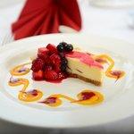 Cranstons restaurant cheesecake