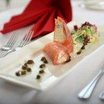 Cranstons restaurant salmon