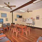 Kingstown Hostel Commonroom