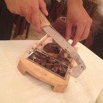 Cioccolato fondente  LiX74
