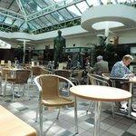 Spacious Cafe