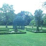 il giardino del matrimonio