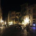 Hotel La Cisterna / Piazza della Cisterna