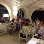 Al Fresco Dinner at the Monasteri Golf Resort