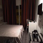 Camera da letto nell'edificio Rio