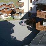 vu de notre terrasse