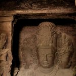 The TriMurti at Elephanta caves, The creators are unknown till date