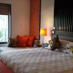 Deluxe Room Sama-Sama Hotel