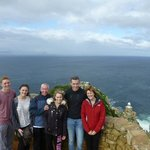 Cape Point - The Gang
