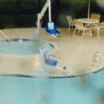 Handicap pool access
