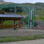 entrée de speed mountain