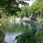 Marble Quarry now a swimming hole