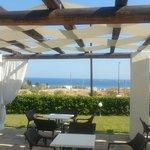 Lindos Sun Hotel - il bar della piscina