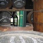 une distillerie de Whisky