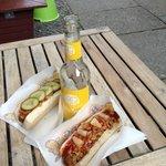 Photo de Hot-Dog-Soup