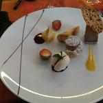 Gourmandise de desserts