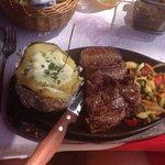 Pièce de bœuf argentine