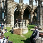 Promenade Production of Dracula, Whitby Abbey