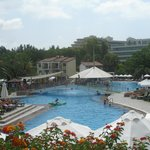 One of the pools at the Barut Arum