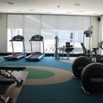 Park Inn gym