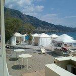 beach area, Ipanema bar (non-inclusive sunbeds)