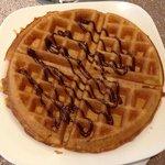 Waffle =colazione