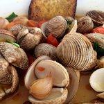 Sautè di tartufi di mare