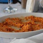 Spicy feta!