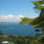 View from Topkapi Palace