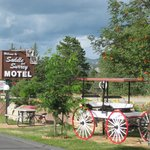 The Saddle and Surrey Motel