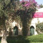 cinq mondes spa in Club Med Marrakech