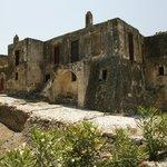 Het oude gerestaureerde klooster