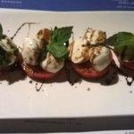 from the Italian restaurant