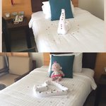 Made by Ahmed the housekeeper during our stay, kids loved it
