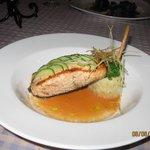 Salmon at Cibu