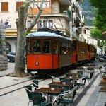 Tram at Soller