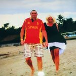 Βόλτα στην παράλια του Sol Beach Benoa