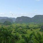 View of Vinales vallye