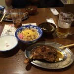 Great meal for a reasonable price (2000 yen)