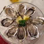 Starter- French oysters
