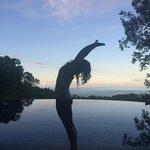 Sunrise Salutation at Mareas Villas