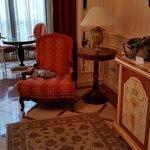Chambres luxueuses avec coin bureau