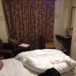 Standard room 31. Tiny. Too much crammed in.