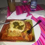 Lasagna. Loved it!
