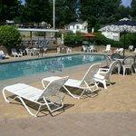 pool is pristine